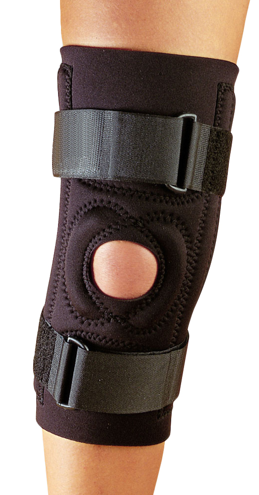 Hely Amp Weber Hinged Patella Stabilizer With Medial Lateral