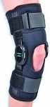 Hely & Weber Velocity Hinged Knee (Pull Up) Brace 12