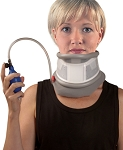 Pneu-trac Inflatable Traction Cervical Collar - Neck - Small, Medium, Large